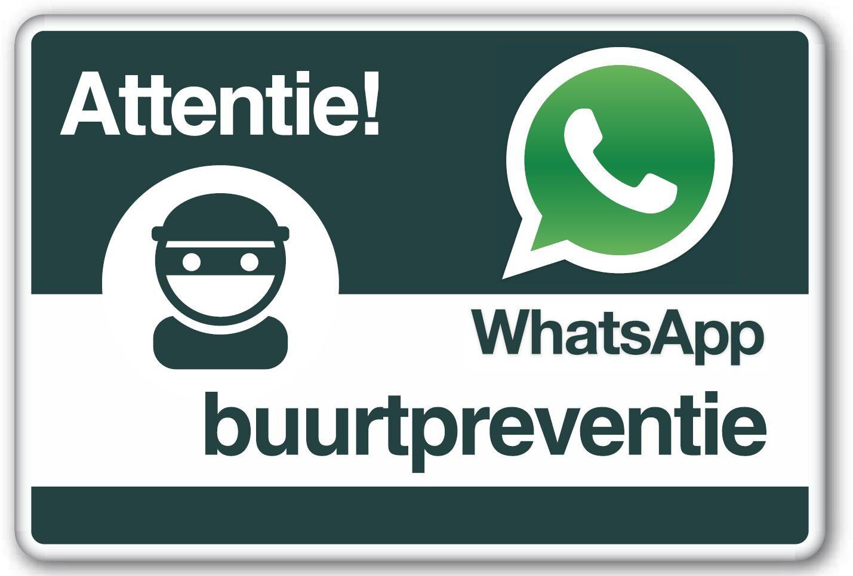 WhatsApp Buurtpreventie Holtenbroek